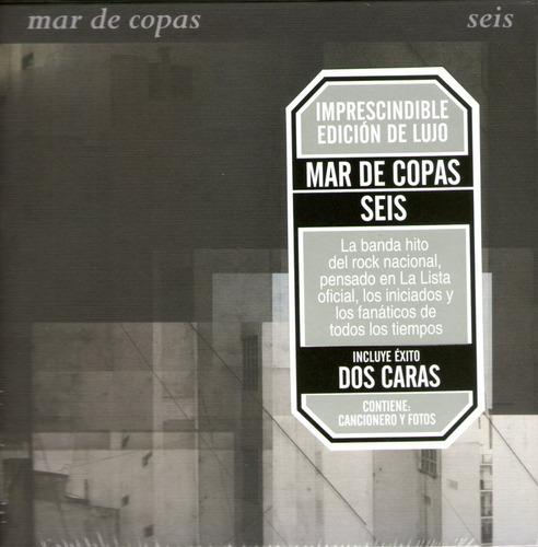 cdm mar de copas seis (cd nuevo y sellado)