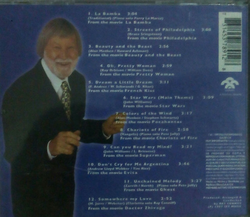 cd.ray connifg i love movies 2