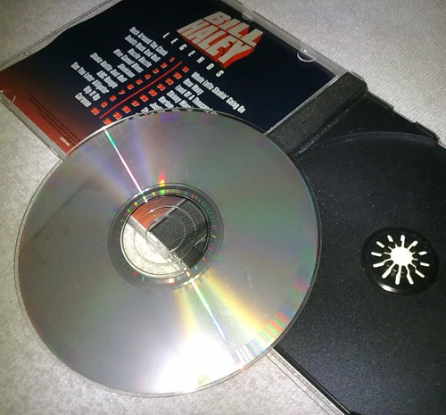 cd.rock legends bill haly 20 sucessos