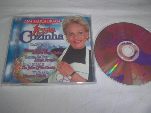 cds - ana maria braga - festa na cozinha - samba