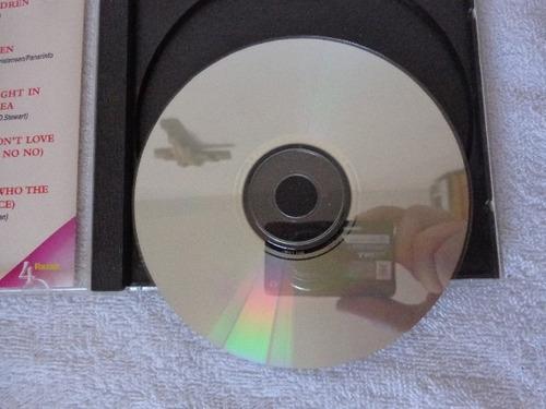 cd's dance music v-1,2,3 e 4