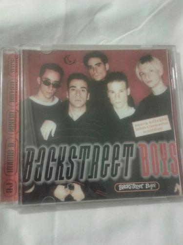 cds de musica backstreet boys
