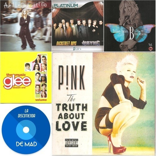 cds de musica pop combo 2 x 1 (precio real reputación 100%)