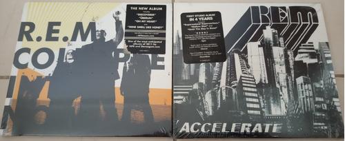 cds de musica pop rock r.e.m. originales nuevos importados