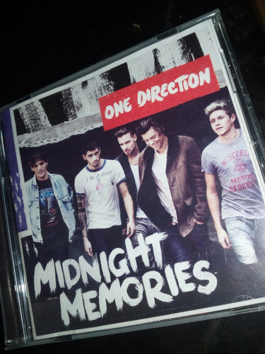 cds de one direction four, midnight memores + take me home