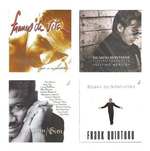 cds de pop nacional combo 2 x 1 (precio real)