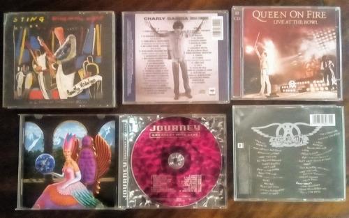 cds de rock - coleccionistas