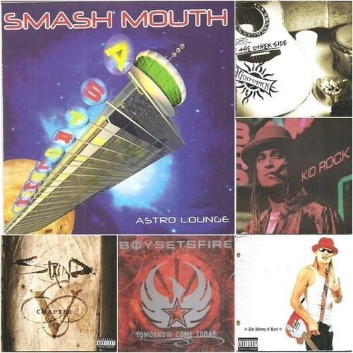 cds de rock combo 2 x 1 (precio real reputación 100%)