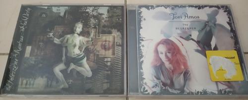 cds de rock tori amos, the tea party sellados americanos