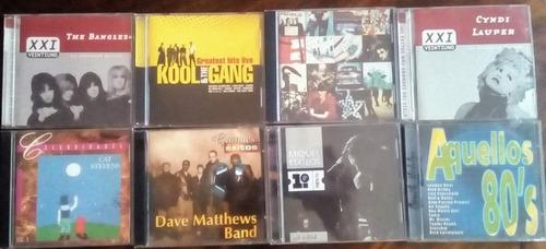 cds de rock y pop