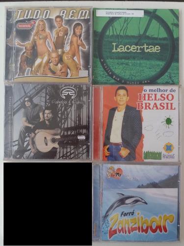 cds diversos (3) r$4,00 unidade