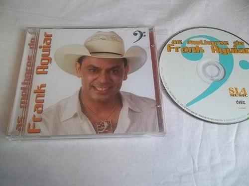 cds - frank aguilar - forró