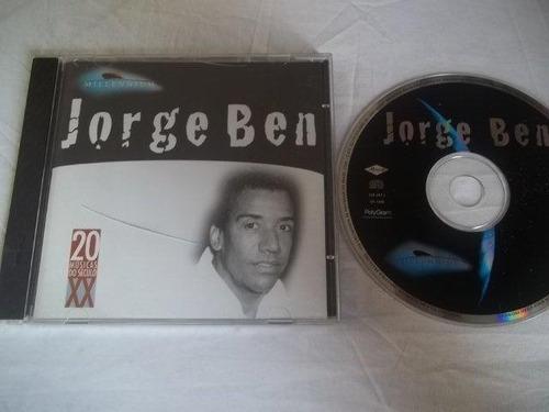 cds - jorge ben - mpb cantores