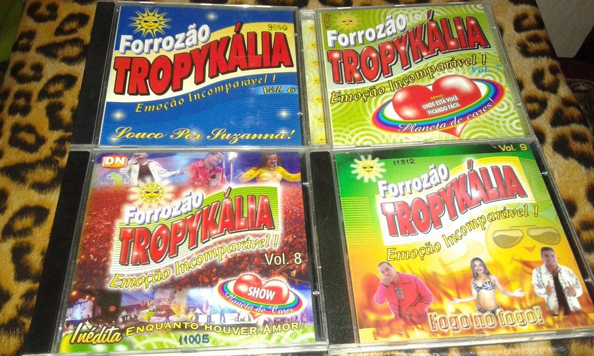 forrozao tropykalia volume 7