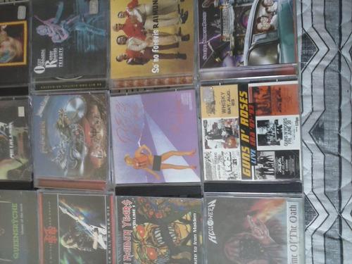 cd´s lote - rock - heavy - 15 cd´s - frete gratis