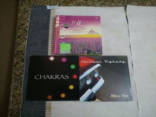 cds música armonizante y mantras