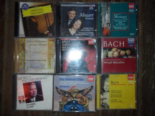 cds música clásica