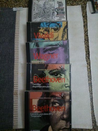 cds música clásica beethoven