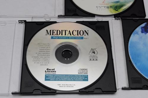 cds musica de meditacion relajacion originales usados remate