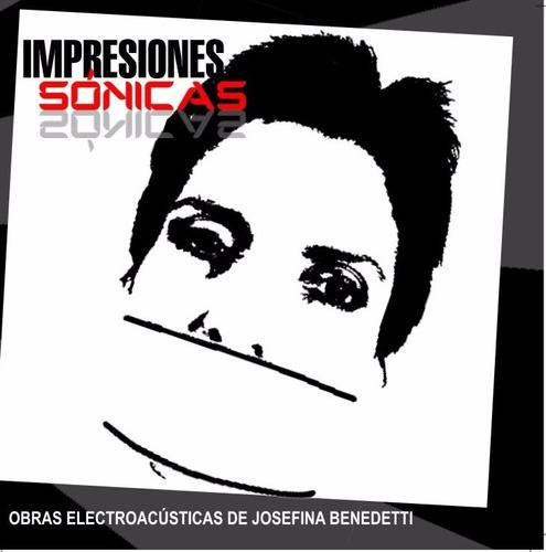 cds música electrónica digital mp3 josefina benedetti