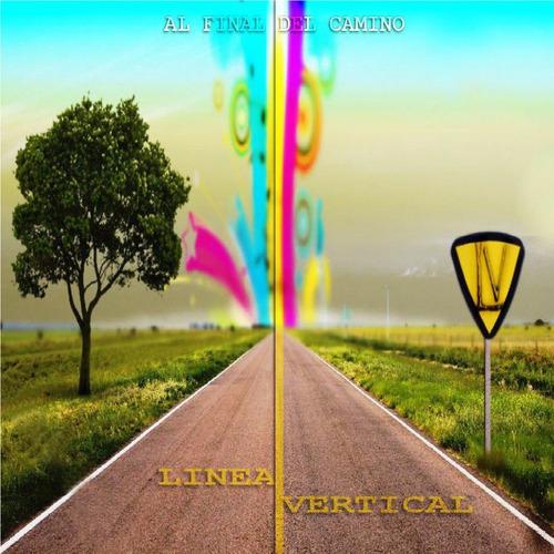 cds música rock digital mp3 linea vertical