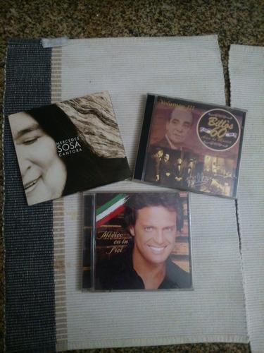 cds música romántica en buen estado