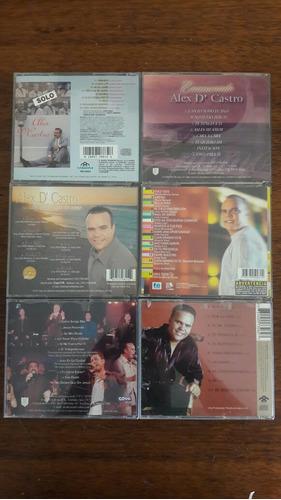 cds original de salsa                        alex d' castro