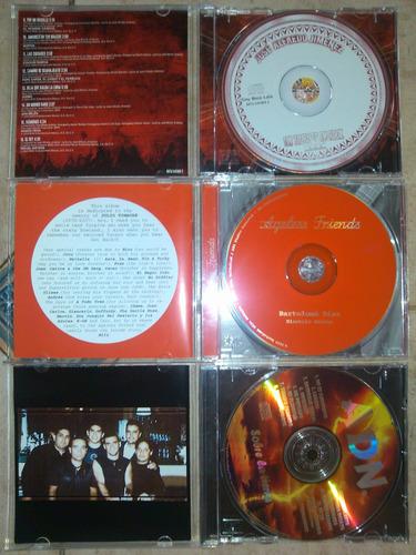cds originales como nuevos rock nacional bs 7.900