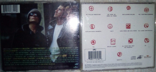 cds originales de música de mecano