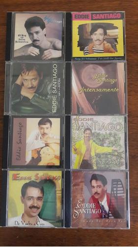 cds originales de salsa eddie santiago