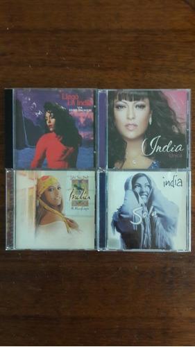 cds originales de salsa la india