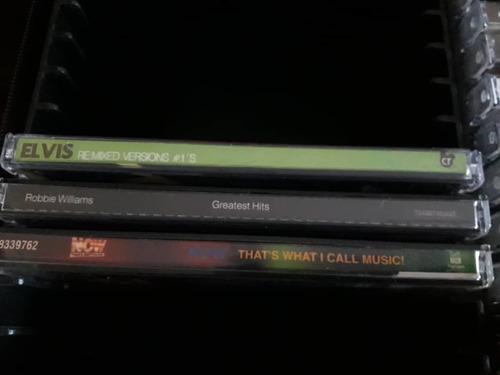 cds originales de varios artistas