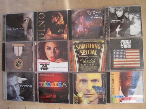 cds originales oferta!! promoción c/u varios pop mùsica e5