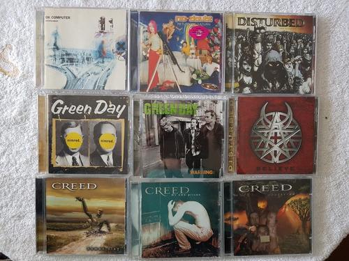 cds originales rock metal varios