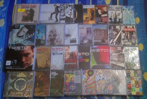 cds originales todos los géneros pop rock latino soundtrack