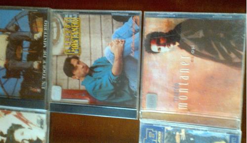 cds originales variados de colecciòn