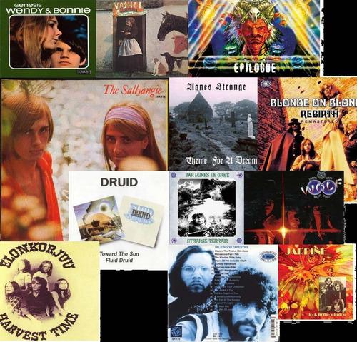 cds raros e importados folk, prog, psych, 70´s r$ 70,00 cada