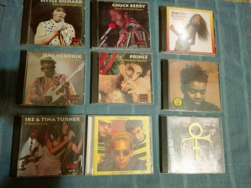 cd's varios, originales