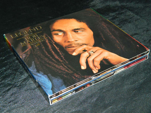 cdx2 bob marley legend deluxe edition