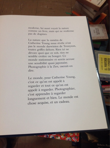 ce monde inédit. catherine m. young, margaret atwood