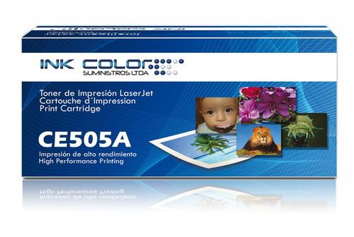 ce505a toner laser generico compatible p2035-2050-2055