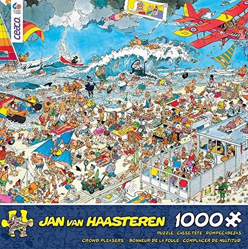 ceaco crowd pleasers collection de jan van haasteren the be