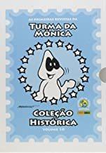cebolinha 10 turma da mônica coleção histórica