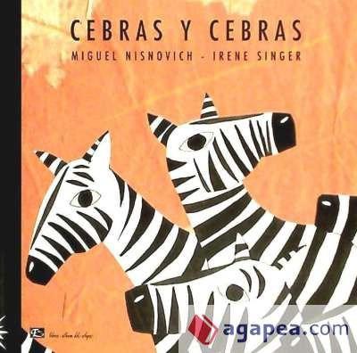cebras y cebras(libro )