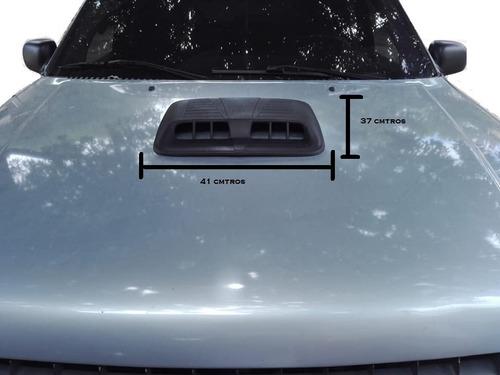 cebu universal toma de aire repuesto accesorio campero auto