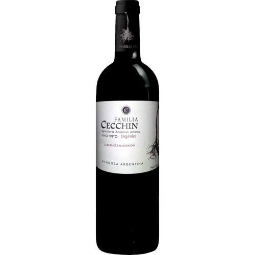 cecchin - familia cecchin - cabernet sauvignon / caj x 6 bot