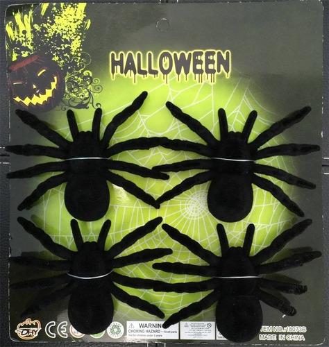cecii 4 pulgadas de peluche de araña peluda ( + envio gratis