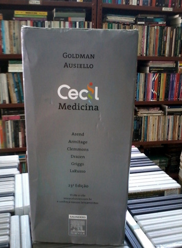 cecil tratado de medicina -vol 1 e 2 goldman