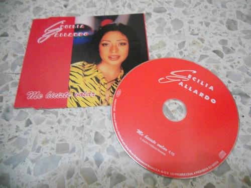 cecilia gallardo me hiciste volar single cd