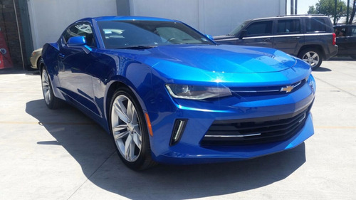 ceda cm6025 camaro rs v6 2017 color azul